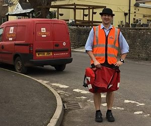 044 Draycott's Running Postman – Listen Now!